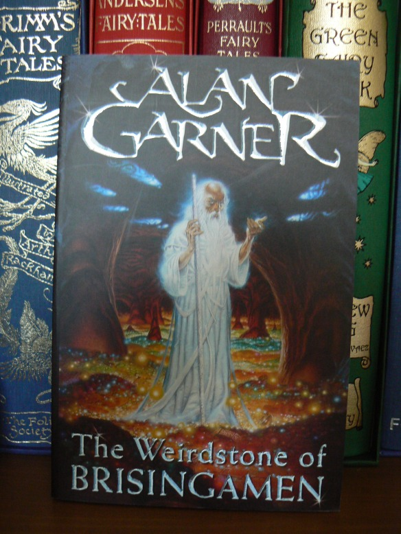 Picture of The Weirdstone of Brisingamen by Alan Garner